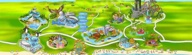 riviera dei parchi